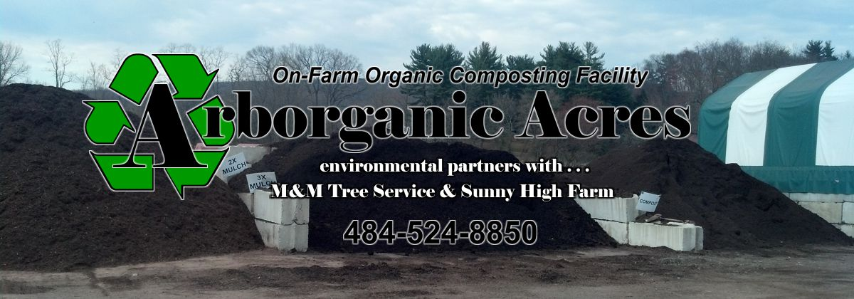 Arborganic Acres Pottstown PA Composting Facility